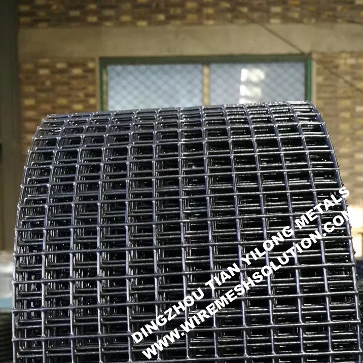 Lobster Crap Plastic Coated Welded Wire Mesh