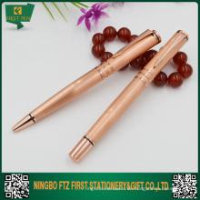 Heavy Luxury Gold Pen Für Geschenk