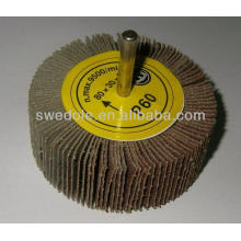 Abrasive flap wheel with high quality and good price for stainless steel