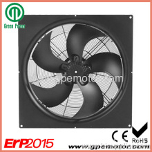 230v Ec Axial Flow Fan Ventilator With Bldc Motor For Energy-efficient Solar Heat Pump