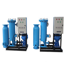 Zero Ball Loss Continuous Condenser / Chiller Tube Cleaning System