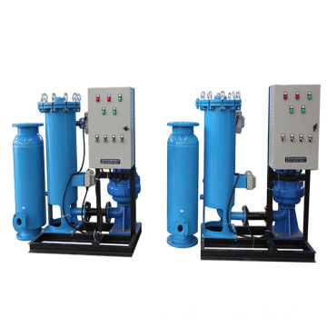 Zero Ball Loss Continuous Condenser/ Chiller Tube Cleaning System