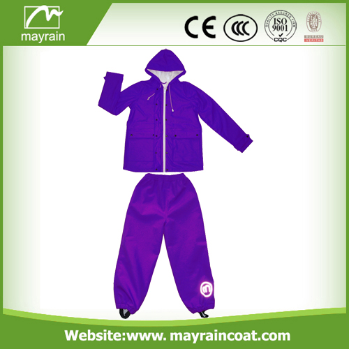 PU Kids Rainsuit
