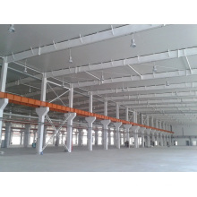 High Quality Painted Steel Structure Workshop