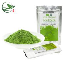 Matcha verde padrão orgânico Matcha