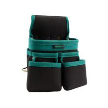 Tool bag waist pouch adjustable multi-pocket for telecom engineer technician electrician