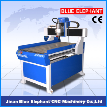 ELE 6090 mini advertising router marking machine , economic advertising cnc equipment