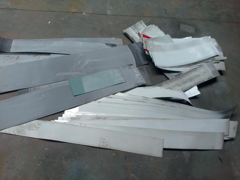 aluminium decorative wall panel separator