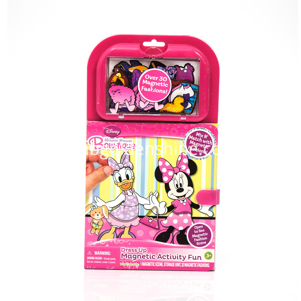 Mickey Mouse Dress Up Magnetic Fun