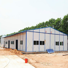 Prefab Steel Structure Economical Solution House