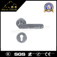 China Supplier Stainless Steel 304 Solid Casting Lever Door Handle
