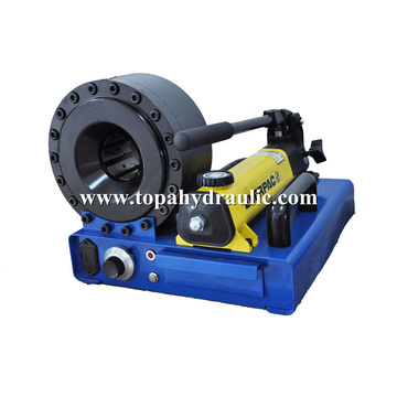factory customized for Hydraulic Hose Crimping Machine HCM-92S-A hydraulic crimper machine for hose export to Greece Supplier