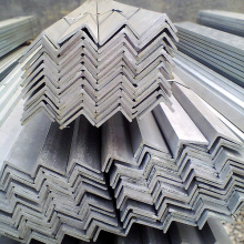 hot rolled equal or unequal steel angle bar
