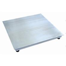 Échelle de plancher électronique en acier inoxydable numérique