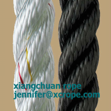 Hot New Products for White Mooring Rope PP Rope CCS LR Certificate Approved export to Syrian Arab Republic Manufacturer