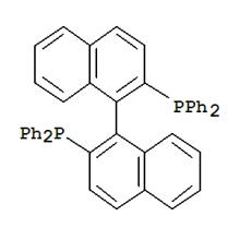 Chiral Chemical CAS No. 76189-55-4 (R) -Binap; (R) -2, 2'-Bis (difenilfosfino) -1, 1'-Binaftaleno