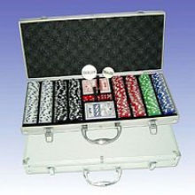 Poker Chips Set (P400L )
