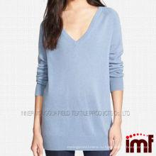 Модный свитер кашемира высокого качества