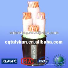 St Precio Hight Calidad 1KV cobre XLPE aislado cable de alimentación