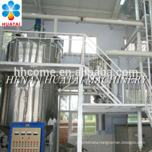 Hot sell peanut cooking oil making machine oil refining machine