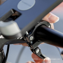 Bike Phone Holder Adjustable Ultra-Light Quick Release Cycling Handlebar Rotatable Phone Mount ABS Bicycle Accessories