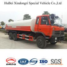 20cbm Dongfeng Euro 4 Autobahn Wartung Wasser Sprinkler Tankwagen