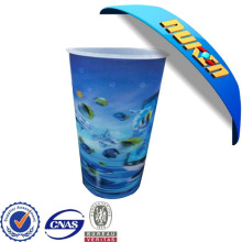 High Quality Printed 3D Lenticular Cup