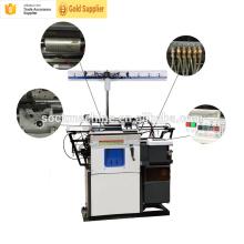 máquina de confecção de malhas automática do computador hx-305 para a luva do trabalho de matéria têxtil do produto