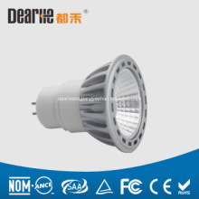 Multi-mirror Aluminum MR16 GU5.3 LED spot light