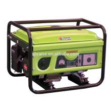 Portable, ahorro de aceite, refrigerado por aire, generador de la gasolina 3.1kw.