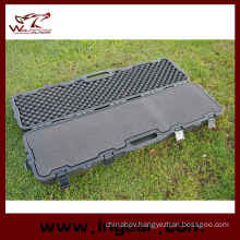 123cm Military Gun Plastic Tool Kit Gun Case with Inside Sponge