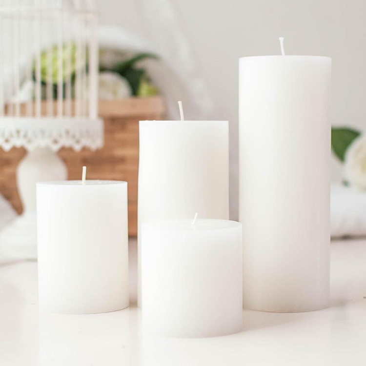 Pillar Candle For Wedding