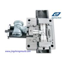 Máquina de moldeo por inyección de tubos de PVC