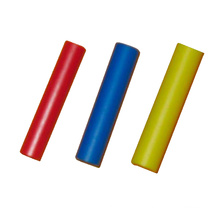 Tubes de tuyau en plastique dur matériels colorés de pp de mur mince