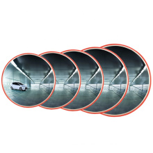 60cm Round Plastic PC Lens Indoor Convex Mirror for Warehouse, High Quality Traffic Safety Products Convex And Convexity Mirror