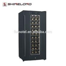 Buffet Equipment Semiconductor Refrigerador elétrico de garrafa de vinho