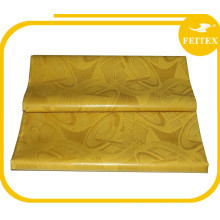 Feitex Bazin Riche Vestidos Tejidos de algodón Material de tela de moda Tejido textil Hecho en China