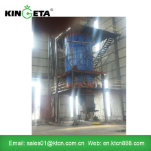 Small Biomass Gasifier to output power