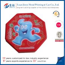 Printing Metal Tin Box for Moon Cake