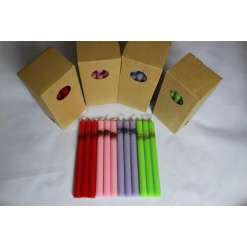Professional for Decorative Candles color stick candle Christmas Candle supply to Japan Wholesale