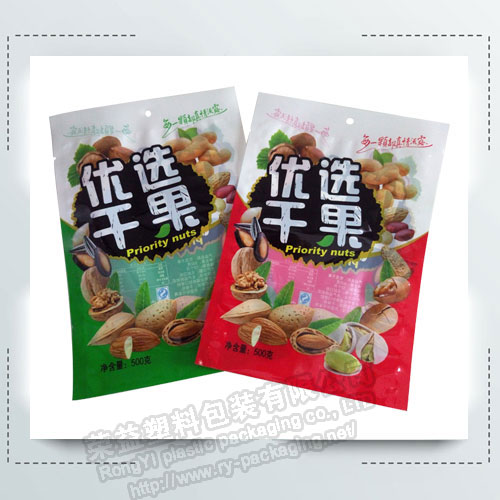 Dried Fruit Packaging Bags