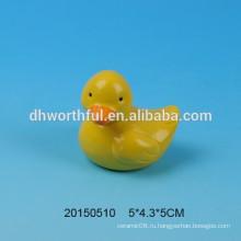 Прекрасные керамические украшения для животных в форме уток
