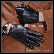 men genuine leather elastic glove importer