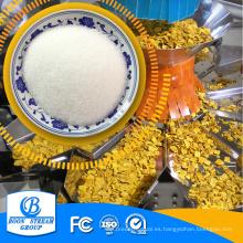 Alto rendimiento N & P fertilizantes compuestos grado alimentario Cristales blancos fosfato monopotásico
