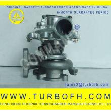 AVEC MOTEUR 2KD turbocompresseur diesel ct16 17201-0L030