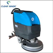 Máquina secadora fregadora de limpieza de pisos industriales
