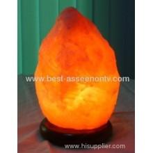 Himalayan Stone Salt Lamp Large Natural Negative Ion Crystal Salt Stone Lucky Purification Formaldehyde Decoration Lamp