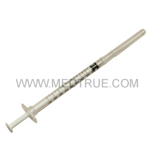 CE/ISO Approved Disposable Safety (auto-destruct) Syringe (MT58005531-MT58005535)
