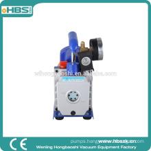 1/4 HP 2.5 CFM @220V/50HZ Single Stage Vacuum AC Handle Pump with Gauge