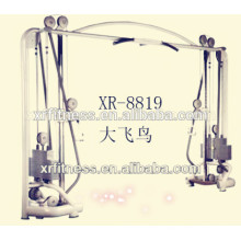 Fitness equipment/gym equipment/hot sale XR-8819 Cable crossover